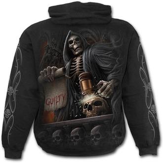 sweat-shirt avec capuche pour hommes - Judge Reaper - SPIRAL