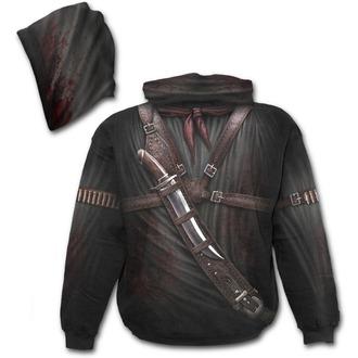 sweat-shirt avec capuche pour hommes - Holster Wrap - SPIRAL - W022M459