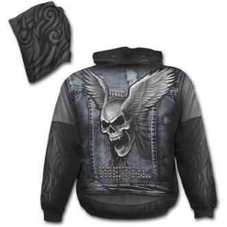 sweat-shirt avec capuche pour hommes - Thrash Metal - SPIRAL, SPIRAL
