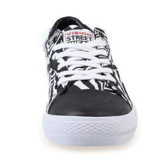 chaussures de tennis basses pour hommes - Canvas-Lo - VISION, VISION