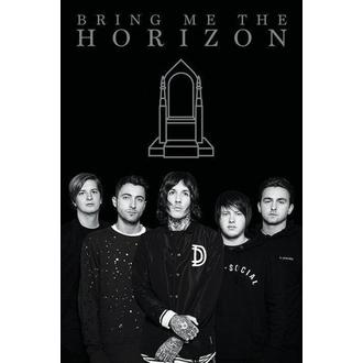 affiche Bring Me The Horizon - Band - PYRAMID POSTERS, PYRAMID POSTERS, Bring Me The Horizon