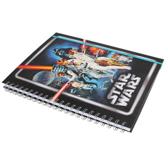 carnet de notes Star Wars - A New Hope - PYRAMID POSTERS, PYRAMID POSTERS