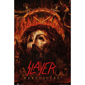 affiche Slayer - Repentless - GB affiches, GB posters, Slayer
