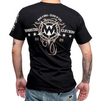 t-shirt hardcore pour hommes - Elixir - WORNSTAR, WORNSTAR