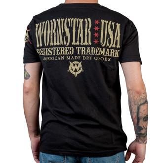 t-shirt hardcore pour hommes - Halo - WORNSTAR, WORNSTAR