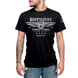 t-shirt hardcore pour hommes - Machine Shop - WORNSTAR, WORNSTAR