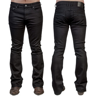 pantalon pour hommes WORNSTAR (jeans) WORNSTAR - Hellraiser - Black, WORNSTAR
