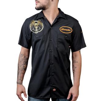 chemise pour hommes WORNSTAR - Rock N Roll Forever - Noire, WORNSTAR