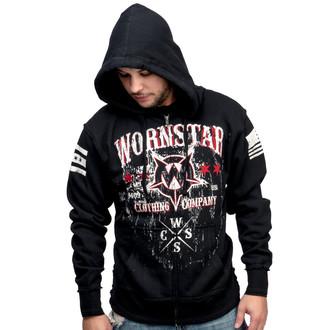 sweat-shirt avec capuche pour hommes - Death Mechanic - WORNSTAR