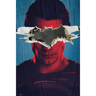 affiche Batman Vs Superman - Superman Teaser - GB affiches, GB posters, Batman