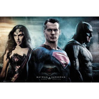 affiche Batman Vs Superman - City - GB affiches, GB posters