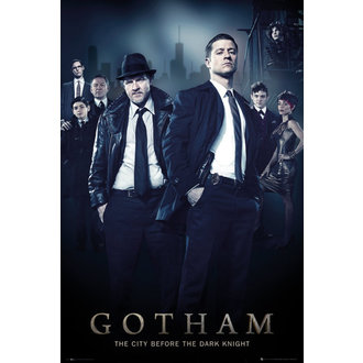 affiche Gotham - Cast - GB affiches, GB posters