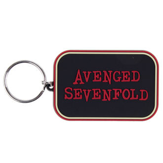 porte-clés (pendentif) Avenged Sevenfold - Logo - BRAVADO, BRAVADO, Avenged Sevenfold