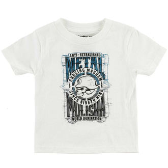 tee-shirt street enfants - WEST - METAL MULISHA, METAL MULISHA