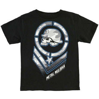 tee-shirt street enfants - MISSION - METAL MULISHA, METAL MULISHA