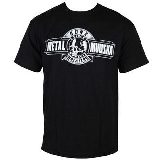 tee-shirt street pour hommes - FILM - METAL MULISHA - BLK_SP6518002.01