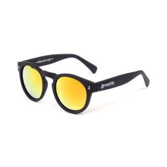 lunettes de soleil MEATFLY - lunaris - B - Noir / Jaune, MEATFLY