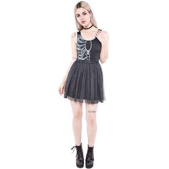 robe pour femmes IRON FIST - Wishbone - Noire - IFW004289