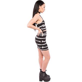 jupes pour femmes IRON FIST - Os Me - Noire, IRON FIST