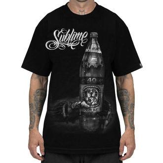 t-shirt hardcore pour hommes - Sippin - SULLEN - 6021
