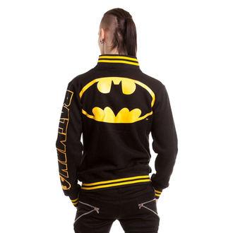 veste pour hommes POIZEN INDUSTRIES - Batmanteam Varcity - Noire, POIZEN INDUSTRIES, Batman