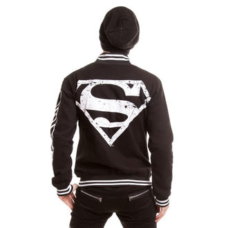 veste pour hommes POIZEN INDUSTRIES - Superteam - Noire, POIZEN INDUSTRIES, Superman