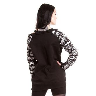 sweat-shirt sans capuche pour femmes Batman - Graffiti - NNM, NNM, Batman