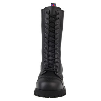bottes en cuir - - NEVERMIND - 10114S_SyntheticBlack