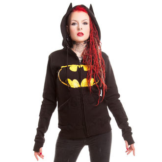 sweat-shirt avec capuche pour femmes Batman - BM Revenge - POIZEN INDUSTRIES, POIZEN INDUSTRIES, Batman