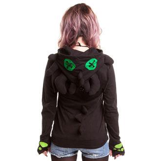 sweat-shirt avec capuche pour femmes - Voodoo Dragon - CUPCAKE CULT, CUPCAKE CULT