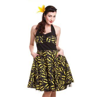 robe pour femmes BATMAN - Batman Logo - Noire, POIZEN INDUSTRIES, Batman