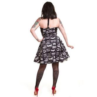robe pour femmes BATMAN - Graffiti - Batman - Noire, POIZEN INDUSTRIES, Batman
