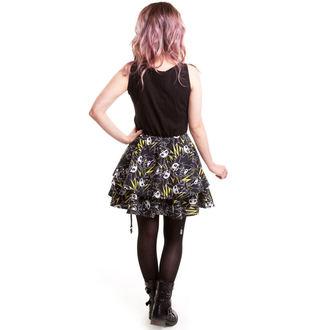 robe pour femmes CUPCAKE CULT - Tonnerre Patineur - Noire, CUPCAKE CULT