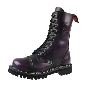 chaussures KMM 10 trous - Deep Purple, KMM