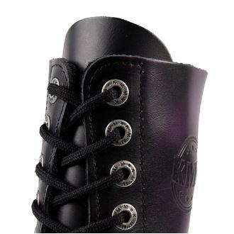 chaussures KMM 10 trous - Deep Purple
