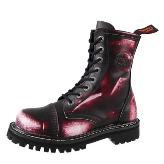 chaussures KMM 8 trous - Vampire Rouge
