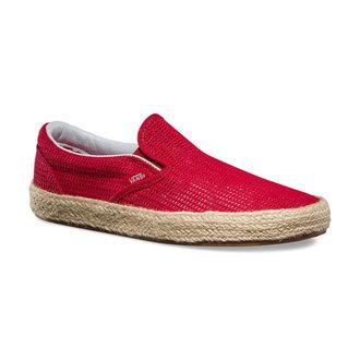 chaussures de tennis basses pour femmes - Classic Slip-On ES (Mesh) - VANS - V4KSISX