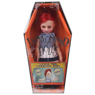 poupée LIVING DEAD DOLLS - Lydia The homard girl, LIVING DEAD DOLLS