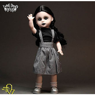 poupée LIVING DEAD DOLLS - The Lost as Dorothy, LIVING DEAD DOLLS