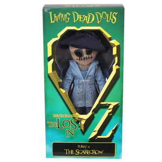 poupée LIVING DEAD DOLLS - Puredy as The Scarecrow, LIVING DEAD DOLLS