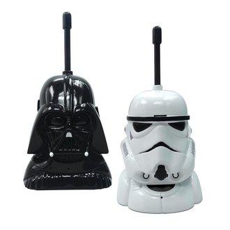 émetteur Étoile Wars - Dark Vador & Stormtrooper