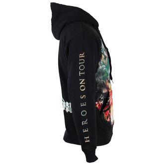 sweat-shirt avec capuche pour hommes Sabaton - Heroes on tour - NUCLEAR BLAST, NUCLEAR BLAST, Sabaton