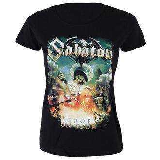tee-shirt métal pour femmes Sabaton - Heroes on tour - NUCLEAR BLAST - 24595