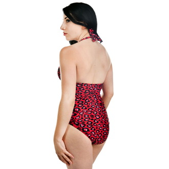 maillot de bain pour femmes TOO FAST - Purerfect LEOPARD - Noire, TOO FAST
