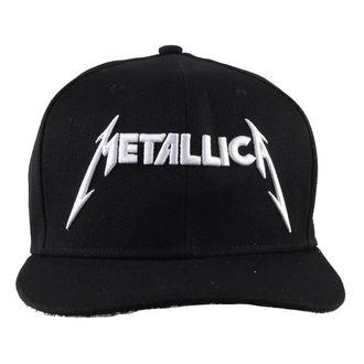 casquette Metallica - Logo - Noire - LIVE NATION, NNM, Metallica