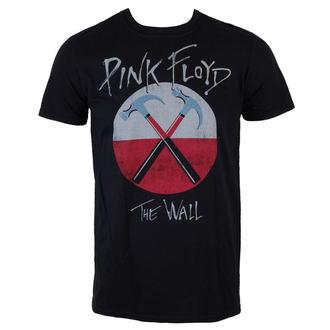 tee-shirt métal pour hommes Pink Floyd - The Wall Logo - LIVE NATION, LIVE NATION, Pink Floyd