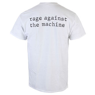 tee-shirt métal pour hommes Rage against the machine - Calm like a bomb - LIVE NATION, LIVE NATION, Rage against the machine