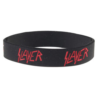 bracelet Slayer - Logo - ROCK OFF, ROCK OFF, Slayer