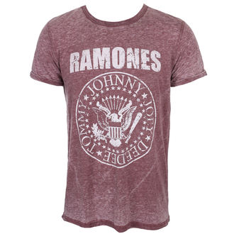 tee-shirt métal pour hommes Ramones - Presidential Seal - ROCK OFF, ROCK OFF, Ramones