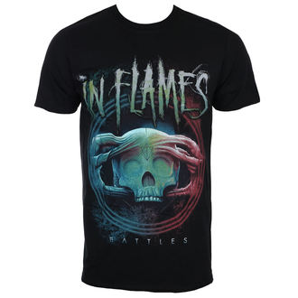 tee-shirt métal pour hommes In Flames - Battles Circle - ROCK OFF, ROCK OFF, In Flames